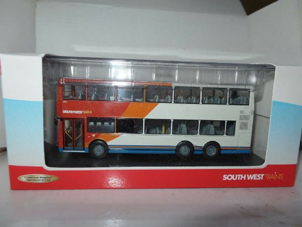CMNL HKBUS2008 Leyland tri Axle Olympian Stagecoach South West Trains MIMB